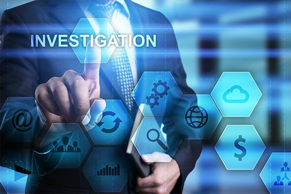 Investigation Managed Service